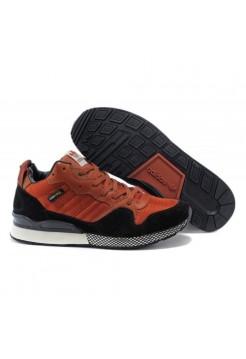 Кроссовки Adidas Originals ZX 750 Красные с черным