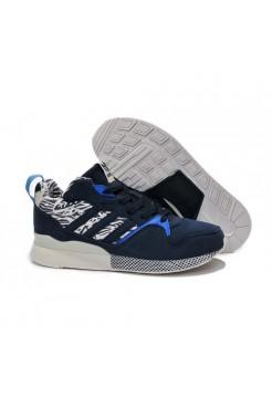 Кроссовки Adidas Originals ZX 750 Сине-белые