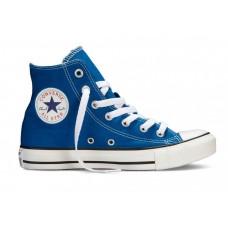 Кеды Converse Ярко-синие Chuck Taylor All Stars High Navy