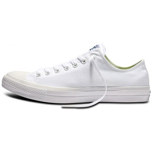Кеды Converse Chuck Taylor All Star II Low White