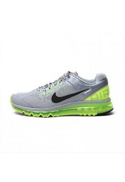 Кроссовки Nike Air Max 2013 Серебристые