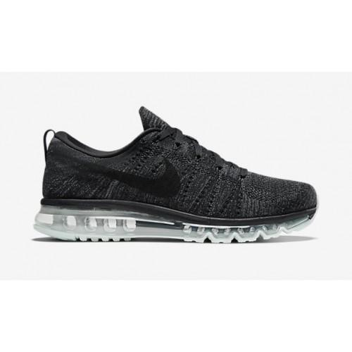 Кроссовки Nike Air Max Flyknit 2016 Черные