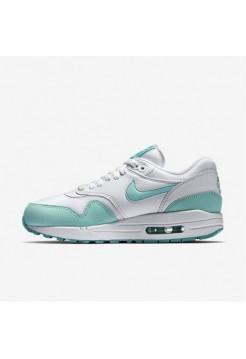 Кроссовки Nike Air Max 87 Eessential Бело-бирюзовые