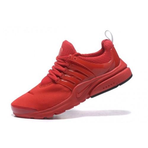 Кроссовки Nike Air Presto Бордовые