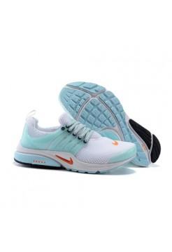 Кроссовки Nike Air Presto Бело-голубые