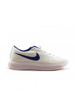 Кроссовки Nike Free Run Flyknit Белые