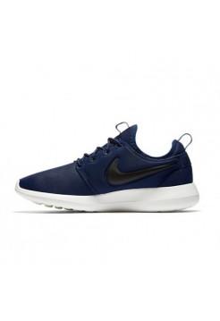 Кроссовки Nike Roshe Run Two Темно-синие