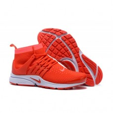 Кроссовки Nike Air Presto Ultra Flyknit Red