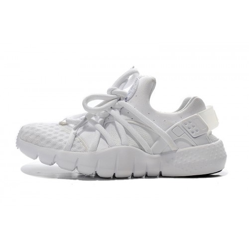 Кроссовки Nike Air Huarache All White