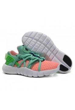 Кроссовки Nike Air Huarache Розово-бирюзовые