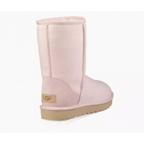UGG Classic Short Seashell Pink II