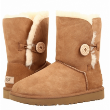 UGG Bailey Button Chestnut II