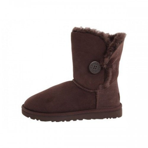 UGG Bailey Button Chocolate II