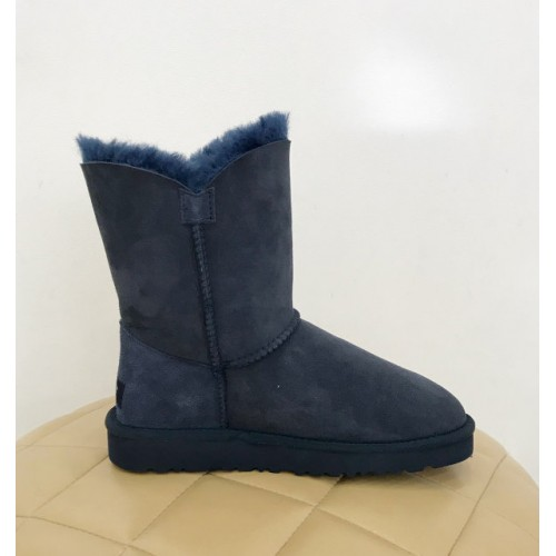 UGG Bailey Button All Blue