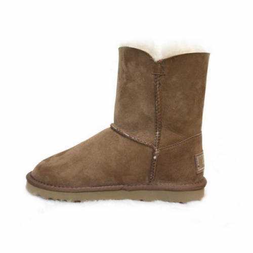 UGG Bailey Button Bling Chesnut