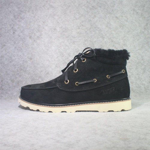 UGG David Beckham Lace Black