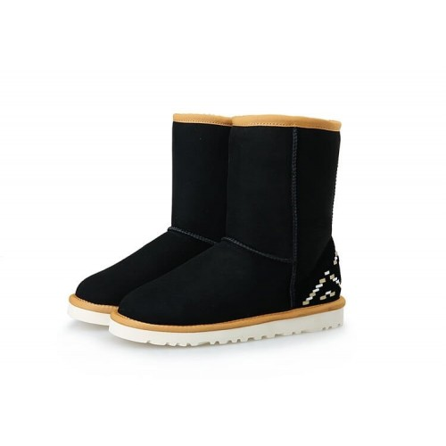 UGG Classic Short Black Ornament