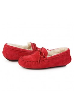 Мокасины UGG Dakota Red