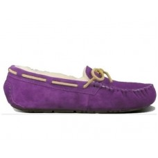 Мокасины UGG Dakota Slipper Lavander