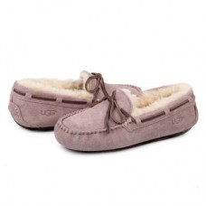 Мокасины UGG Dakota DUO Пудра