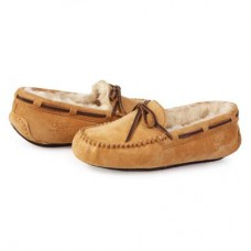 Мокасины UGG Dakota Chestnut