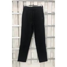 Мужские брюки UGG Australia черные с черными лампасами