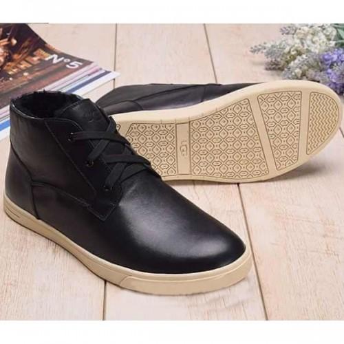 UGG Kramer Leather Black