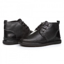 UGG Neumel Leather Black