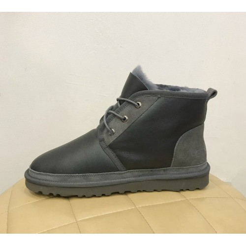 UGG Neumel Leather Grey