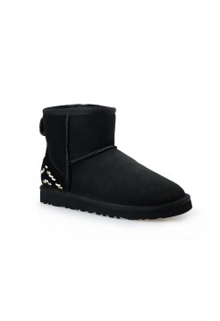 UGG Classic Mini Black Ornament
