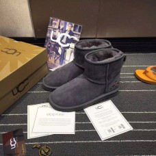 UGG Classic Mini Grey Ornament