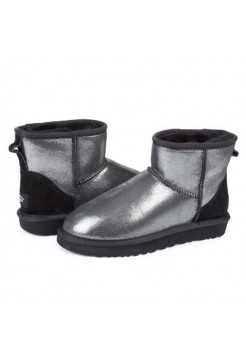 UGG Classic Mini Black Clouds