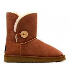 Угги Mid Bailey Button Chestnut