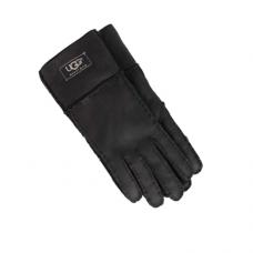 Перчатки UGG Sheepskin Black Gloves