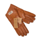 Перчатки UGG Leather Chestnut Gloves