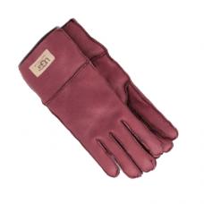 Перчатки UGG Leather Vine Gloves