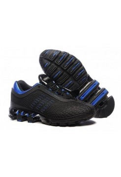 Кроссовки Adidas Porsche Design IV Rubber Black Blue (О-250)