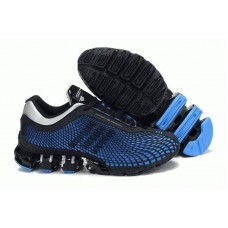 Кроссовки Adidas Porsche Design IV Rubber Blue Black (О-327)