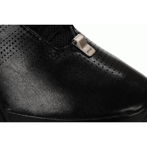 Кроссовки Adidas Porsche Design IV Leather Black Gold (О-241)