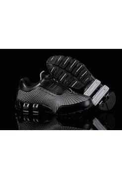Кроссовки Adidas Porsche Design VI Rubber Black Grey L (О-171)