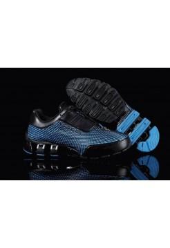 Кроссовки Adidas Porsche Design VI Rubber Black Blue L (О-211)