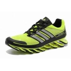 Кроссовки Adidas Springblade Салатовый (О-322)
