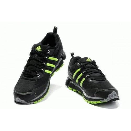 Кроссовки Adidas Adistar Raven Черные (О412)