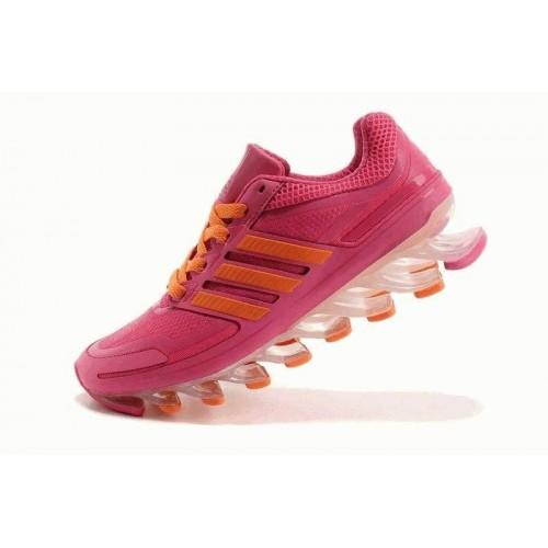 Кроссовки Adidas Springblade Розовый (О-322)