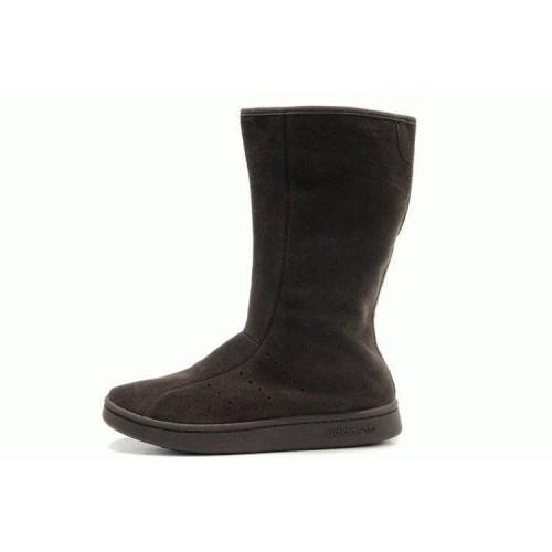 Сапоги Adidas Stan Winter W01 (Коричневые)