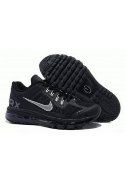 Кроссовки Nike Air Max 2013 Черный (О-361)
