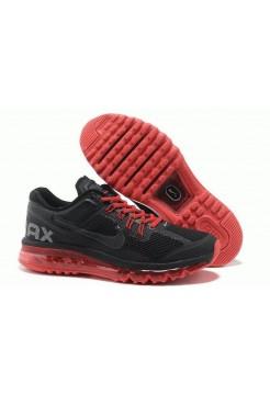 Кроссовки Nike Air Max 2013 Черный (О-627)