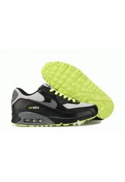 Кроссовки Nike Air Max 90 Черный (О-351)