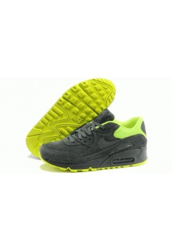 Nike Air Max 90 Premium Dark Grey/Green (Е433)