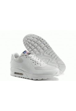 Nike Air Max 90 Hyperfuse USA Wht (НOMV-512)